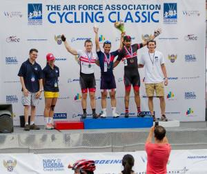 Tods wins cat 3/4 Air Force Classic!