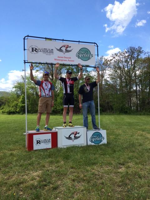 VA Hill Climb Championships 35+ 05-02-15